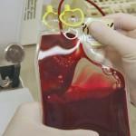Odberový vak s pupočníkovou krvou