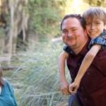 Matt Farro a rodina